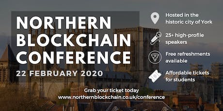 Northern Blockchain Conference 2020 tickets