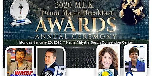 MLK 2020 Drum Major Awards & Breakfast