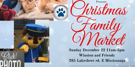 Christmas Family Market tickets