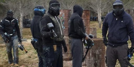 Paintball Showdown