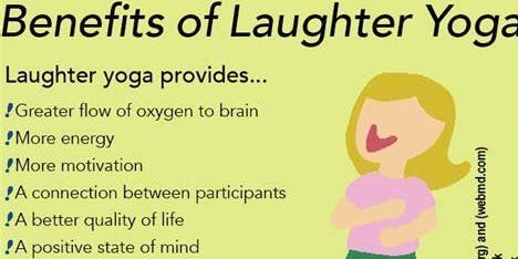Laughter Yoga/Laughter Breathwork Celebration