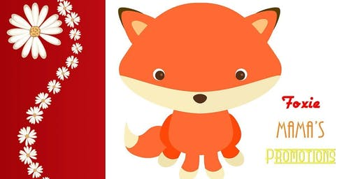 Foxie Mama's National Gum Drop Day Craft/Vendor Show