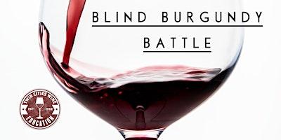 Blind Burgundy Battle 2020: Chardonnay and Pinot Noir showdown