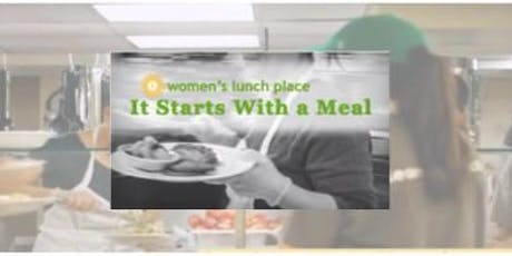 Women's Lunch Place with TAP tickets