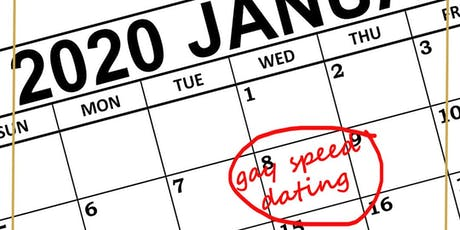 New Year's Gay Speed Dating tickets