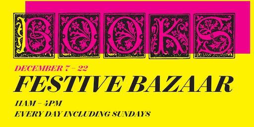 Books & Baskets Festive Bazaar