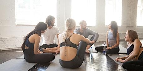 Yoga Teacher Training Taster tickets