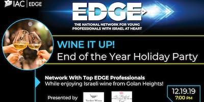 IAC Edge: Wine It Up!