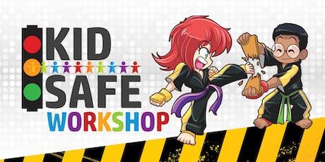 Weston/West Sunrise Community Event: Kid Safe Workshop tickets