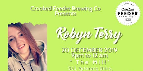"Robyn Terry at ""The Mill"" tickets"