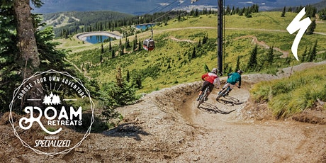 Roam Retreat @ Whitefish MT | A Coed MTB Vacation tickets