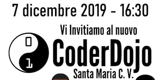 Inaugurazione Coder Dojo di Santa Maria Capua Vetere con Altera Logos
