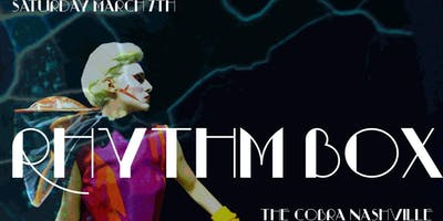 Rhythm Box - A New Wave Party at Cobra