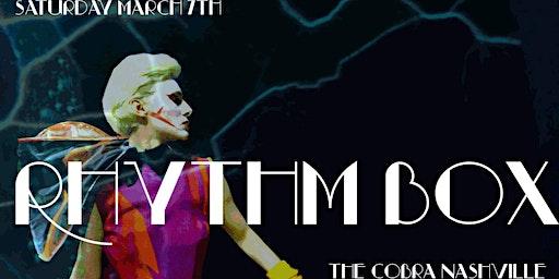 Rhythm Box - A New Wave Party at Cobra