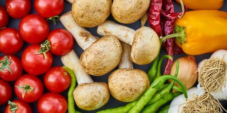 The Value of Vegetables Cooking Class tickets