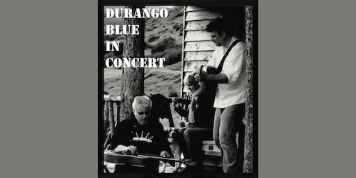 Durango Blue in concert
