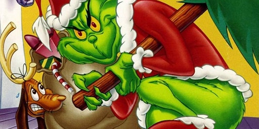 Please, Dont Ruin Christmas Grinch