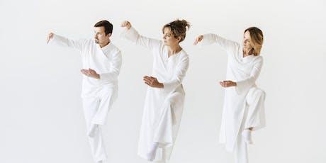 Descubre un arte de meditación en movimiento - Presentación y sesión 1h entradas