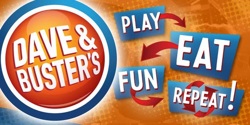 ASBC Higher Ground 1st Friday - Dave and Buster's Ultimate Fun Event