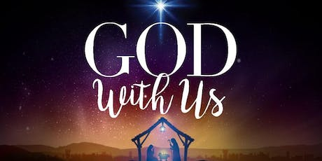 God With Us! Christmas Pageant & Social tickets