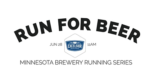Beer Run - Excelsior Brewing Co | 2020 Minnesota Brewery Running Series