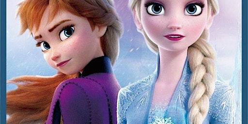 Meet Anna and Elsa!