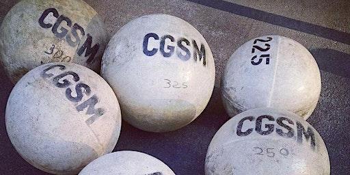 Central Georgia's Strongest Man Contest 2020