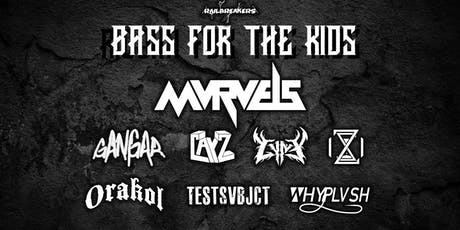 BASS FOR THE KIDS tickets