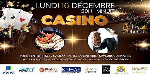 Rencontres Entreprises - Casino - Saveurs Culinaires - Défilé lingerie