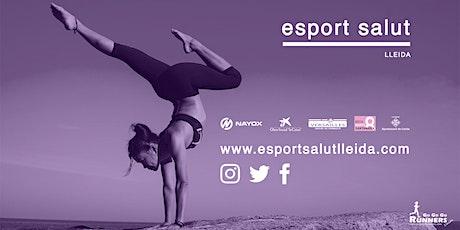 Esport Salut Lleida 2020 entradas