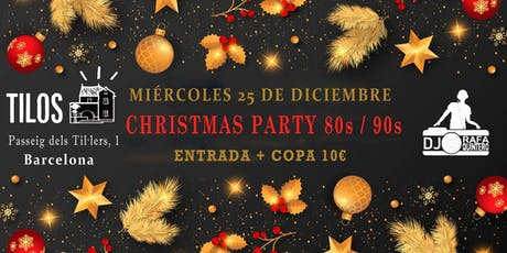 Christmas Party 80s / 90s tickets