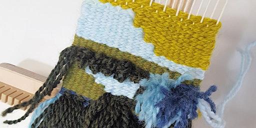 Mini Weaving Session