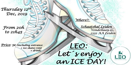 LEO: Let´´s enjoy an ICE DAY! tickets