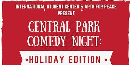 Central Park Comedy Show tickets