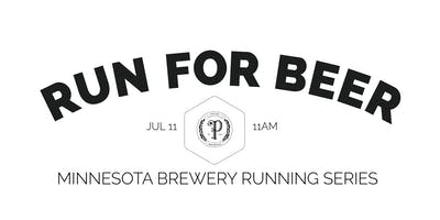 Beer Run - Pryes Brewing Co | 2020 Minnesota Brewery Running Series