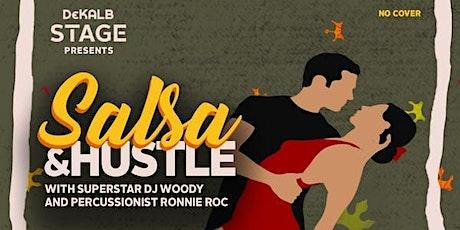 SALSA + HUSTLE  tickets