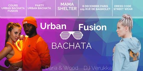 Urban Bachata Fusion billets