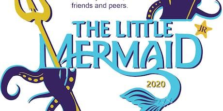 Little Mermaid Performances tickets