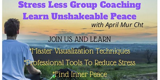 Stress Less Workshop