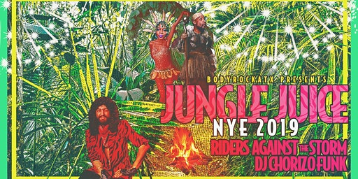 BODY ROCK ATX: 'Jungle Juice' NYE Party!