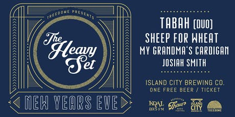 New Year's Eve Bash w/ The Heavy Set, Tabah, and more tickets