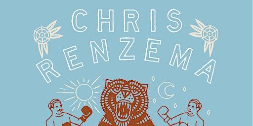 Chris Renzema - The Boxer & The Bear Tour  w/ Ry Cox