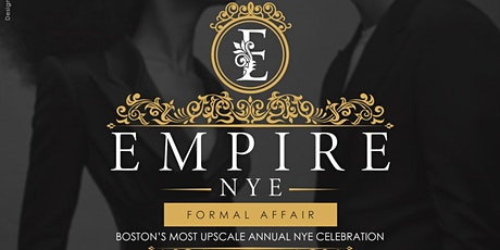 Annual  NYE Formal Affair | Courtyard Marriott[Cambridge] tickets