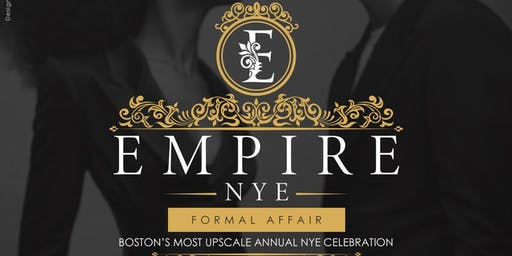 Annual  NYE Formal Affair | Courtyard Marriott[Cambridge]