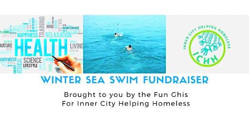 The Fun Ghis present Winter Sea Swim Fundraiser