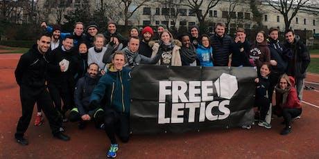 Gratis sport in Brussel : Sport- en sociaal evenement - Zondag training tickets