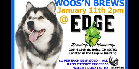 Woos'N Brews tickets