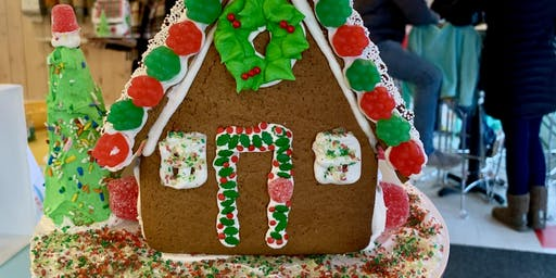 GIngerbread Decorating Class
