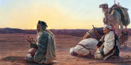 LANTURNA Winter Retreat | Prayers of the Prophet ﷺ tickets