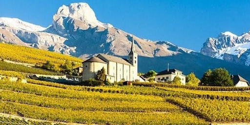 Fermentation Class:  Wines of The Alps